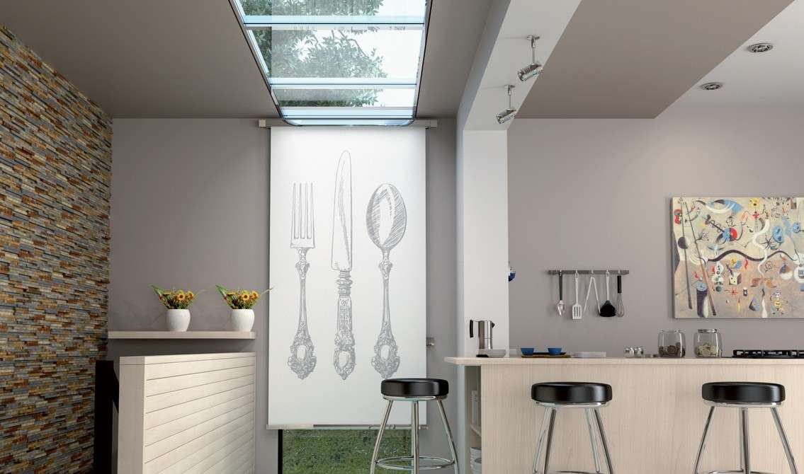Best Tenda Per Cucina Gallery - Ideas & Design 2017 ...