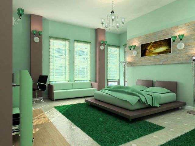 Best Camera Da Letto Verde Mela Images - Home Interior Ideas ...