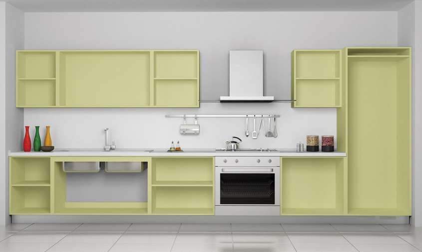 Awesome Rinnovo Ante Cucina Images - Lepicentre.info - lepicentre.info